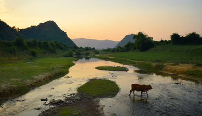 Phong Nha, o paraíso da natureza intocada no Vietname