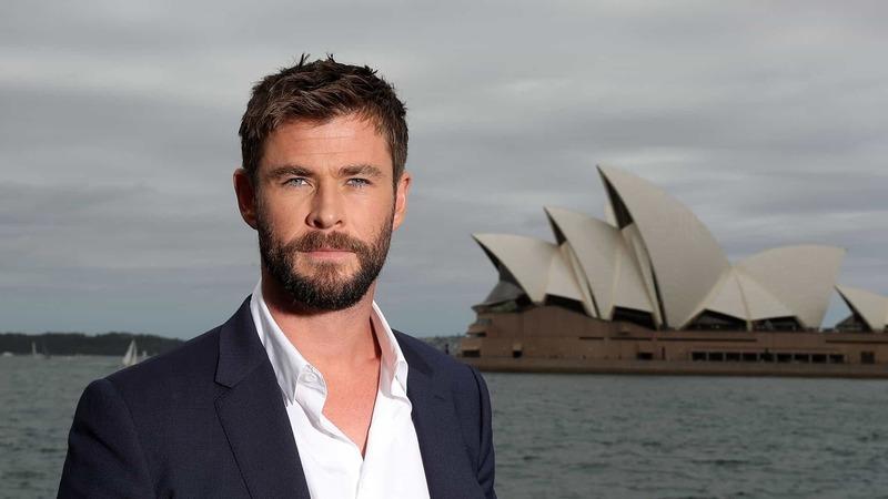Chris Hemsworth ensina crianças a lidar com ansiedade durante a pandemia