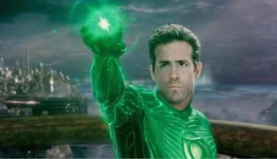 """Ryan Reynolds continua a ser gozado por causa de """"Green Lantern"""""""