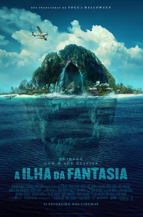 """""""A Ilha da Fantasia"""": ganhe convites para as antestreias"""