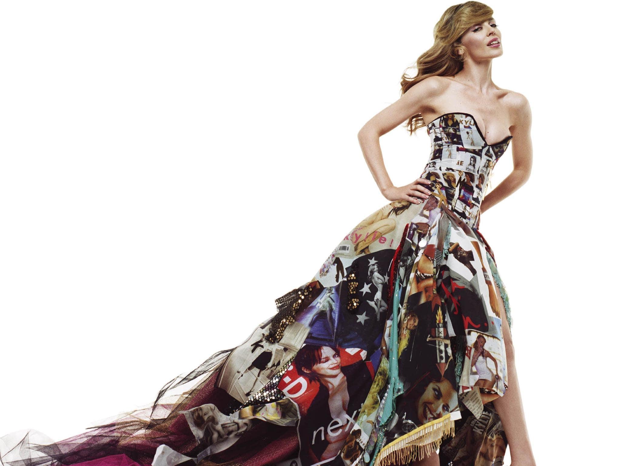 Kylie Minogue camaleónica