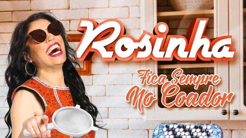 Não há festas de verão, mas Rosinha promete animar: cantora lança novo álbum (e os trocadinhos malandros continuam)