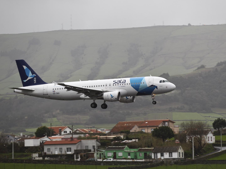 Operação da SATA volta à normalidade após incidentes com aeronaves