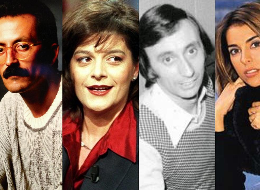 Dia Mundial da Televisão: o passado e o presente dos apresentadores portugueses