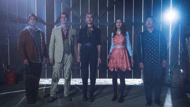 """""""The Librarians"""": Protagonistas arriscam a vida na quarta temporada da série"""