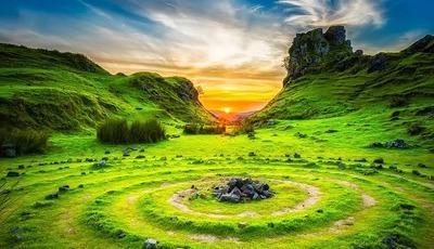 A ilha de Skye na Escócia é um lugar mágico que tem mesmo de conhecer