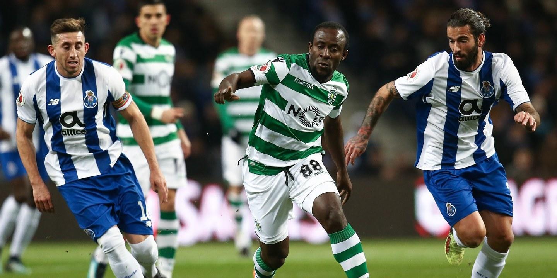 Sporting 'abre a porta' à saída de Doumbia