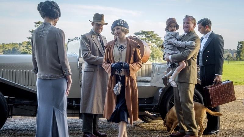 "Novo trailer de ""Downton Abbey"": os Crawley preparam-se para uma visita real"
