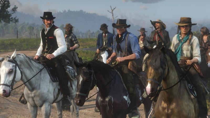 """Cowboyada"" online de Red Dead Redemption 2 chega mais tarde"