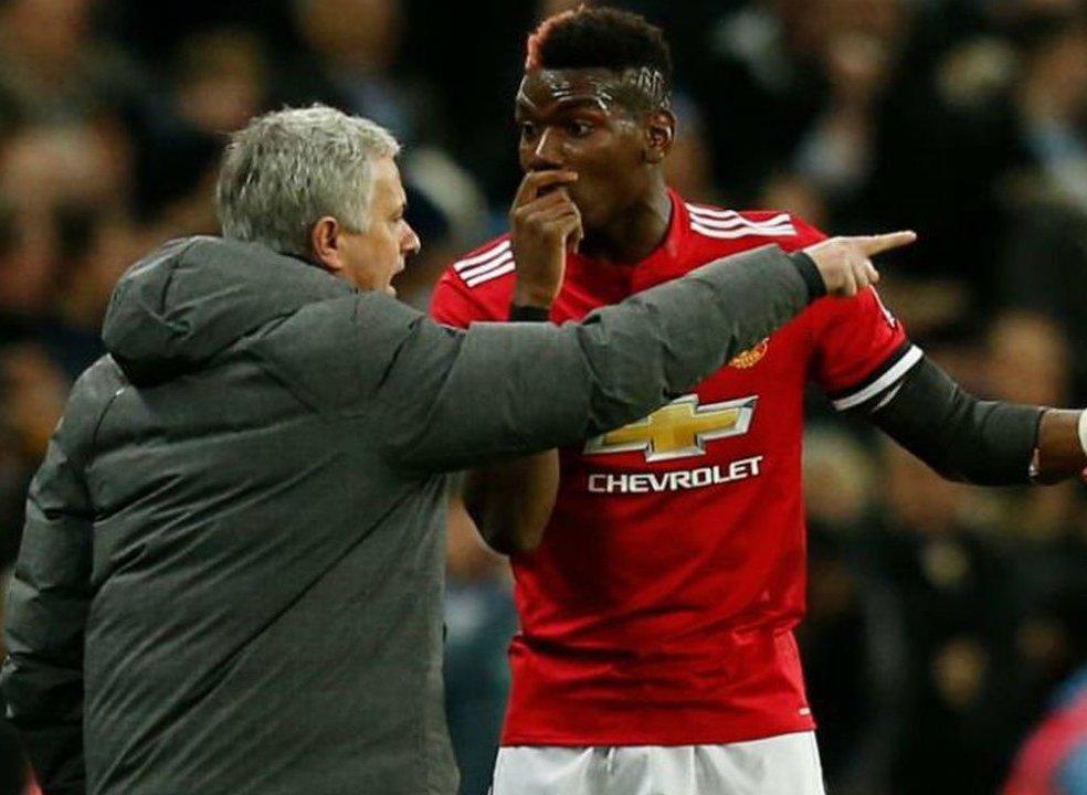 """""""Pogba nunca perdoará Mourinho porque ele humilhou-o em público"""""""