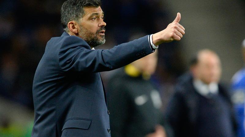 """Sérgio Conceição: """"Eu quero lá saber do treinador do Benfica, estou aqui para jogar a final da Taça"""""""