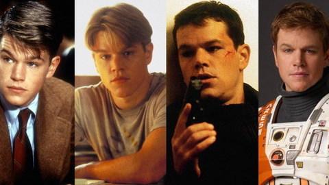 "De ""Bom Rebelde"" a ""Jason Bourne"": O talento letal de Matt Damon"