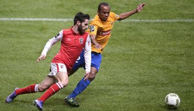 Resumo Sp. Braga 2-0 Estoril