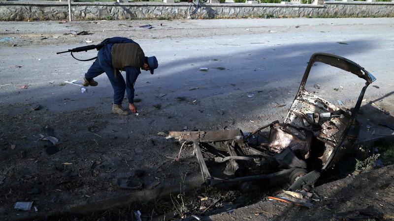 Atentado no Afeganistão faz pelo menos 16 mortos e 38 feridos