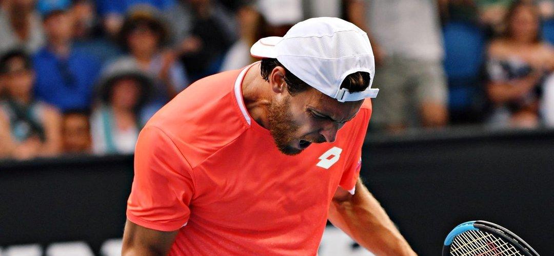 Ténis: João Sousa faz história no Open da Austrália, agora em pares