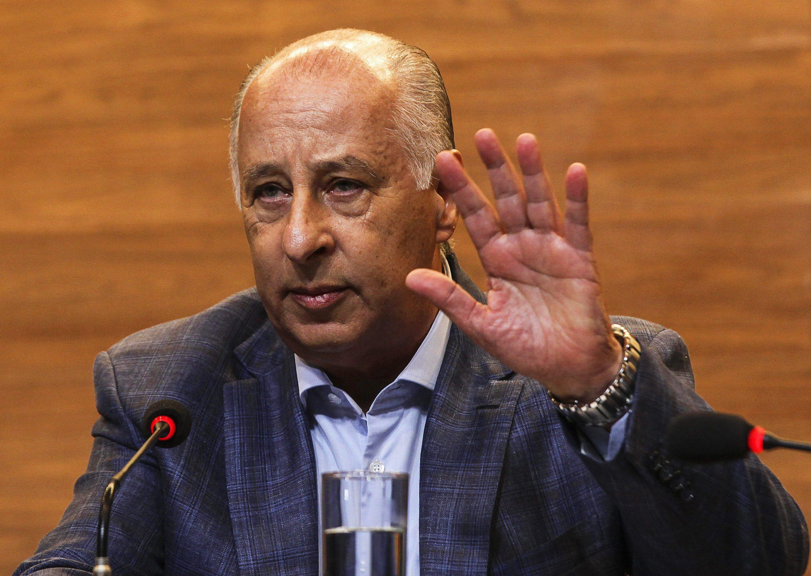 Presidente da Federação Brasileira de Futebol suspenso 90 dias pela FIFA