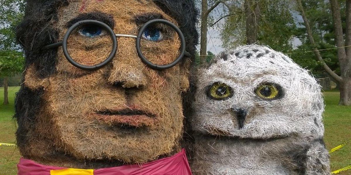 Entre já em modo Halloween com estas esculturas inspiradas em personagens famosas