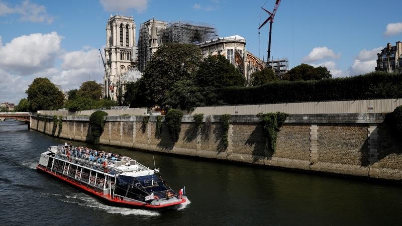 Notre-Dame: seis meses após o incêndio, o longo caminho da reconstrução ainda agora começou