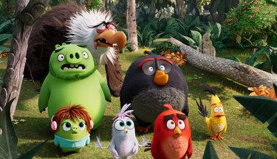 """""""Angry Birds 2 - O Filme"""": Uma sequela divertida e rocambolesca, sensível e idiota"""