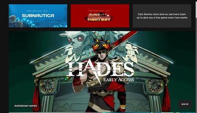 Epic Games Store vai receber novas funcionalidades nos próximos meses