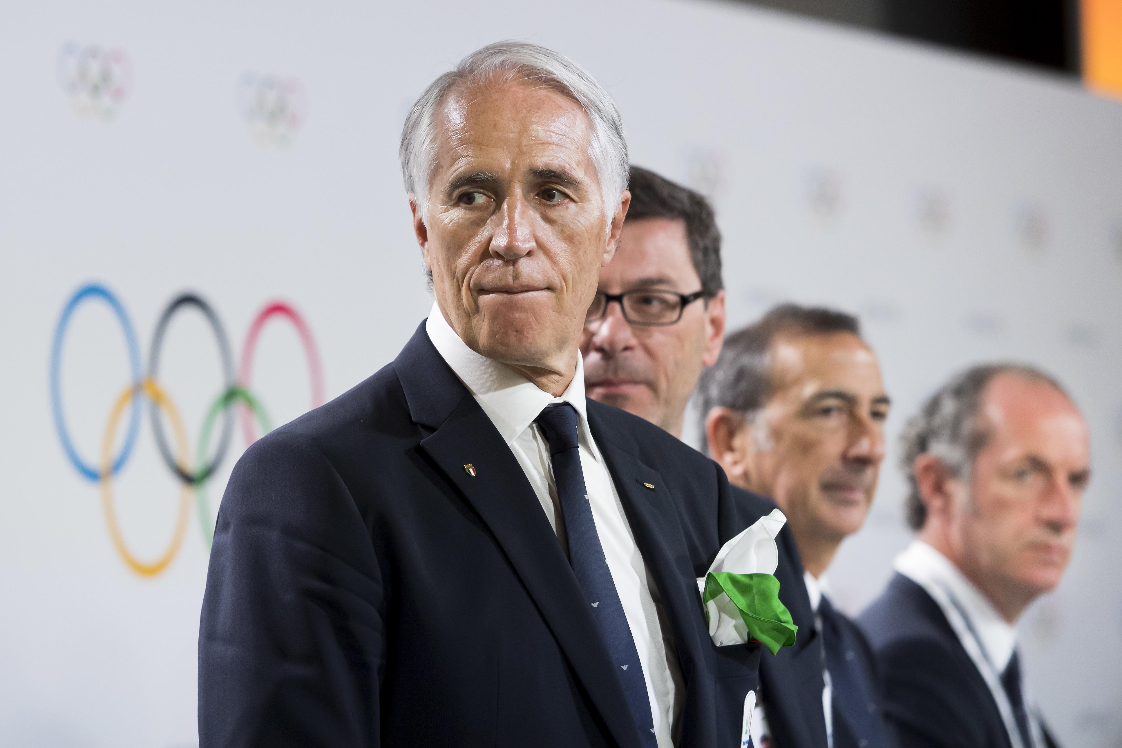 Comité Olímpico italiano defende cancelamento de provas no norte do país