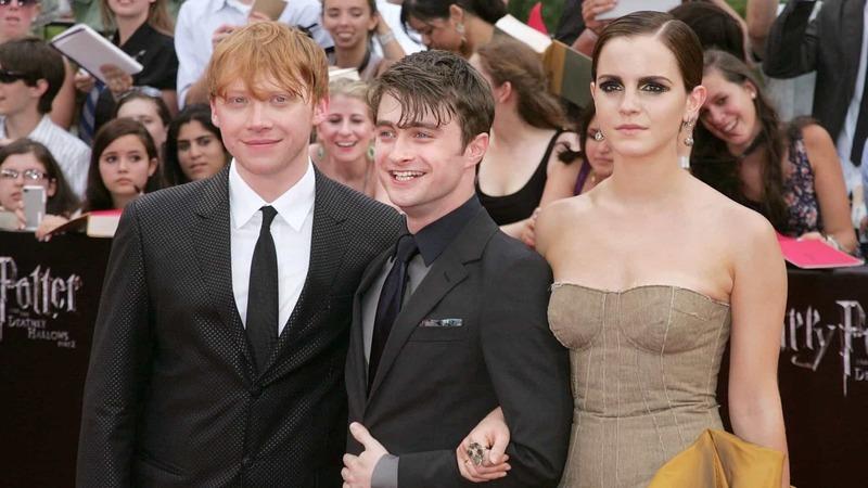 Daniel Radcliffe sentiu-se velho quando Rupert Grint foi pai