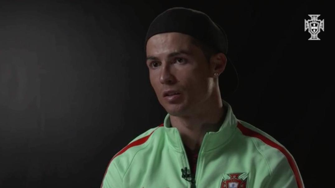 """Ronaldo: """"Povo da Madeira merece esta homenagem"""""""