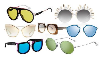 30 óculos de sol para antecipar o verão