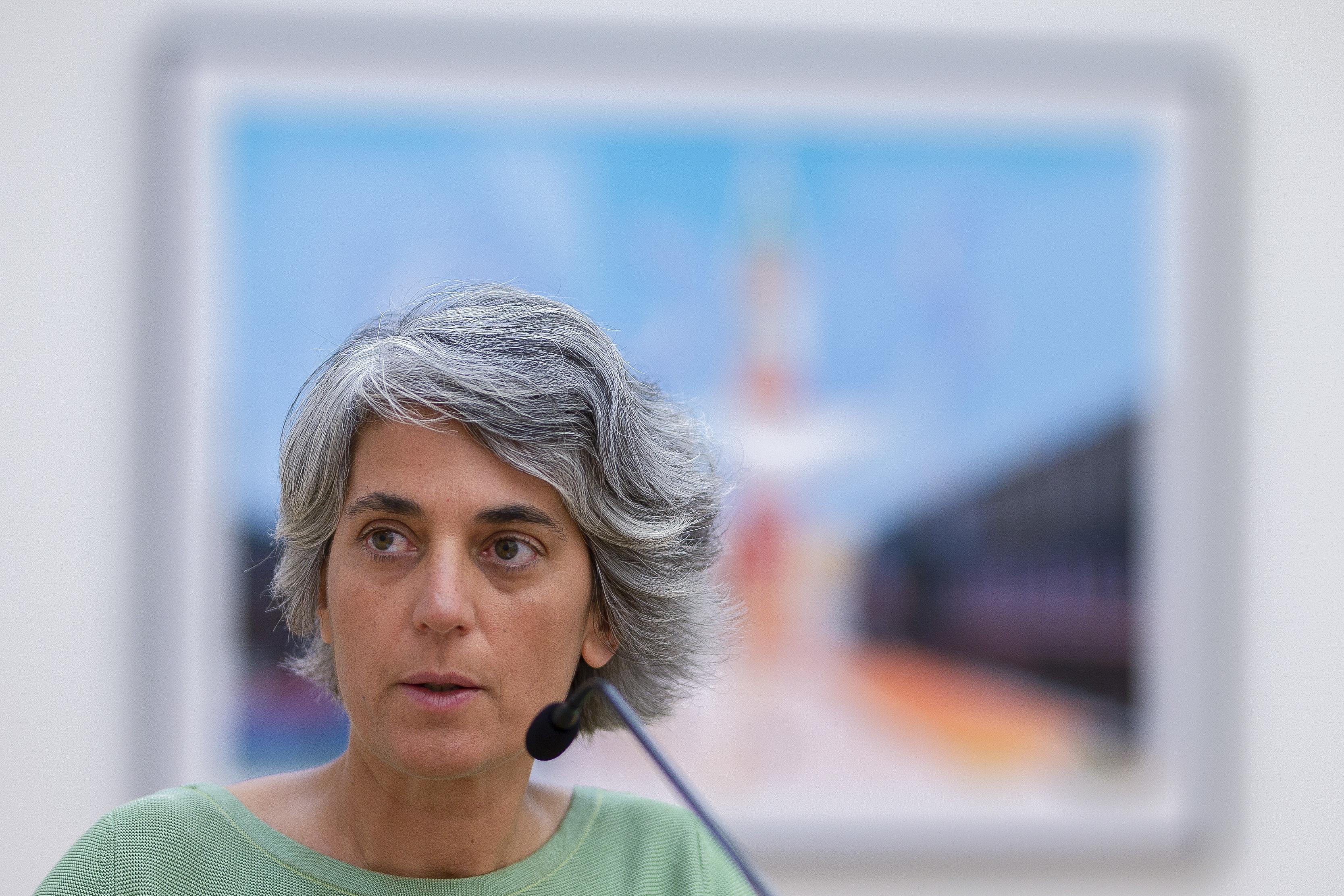José Mário Branco: Resistir terá sempre um disco seu como banda sonora, frisa ministra da Cultura