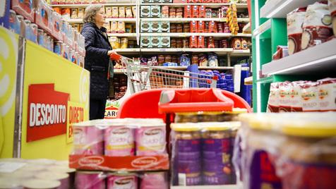 Trabalhar no supermercado durante o Estado de Emergência