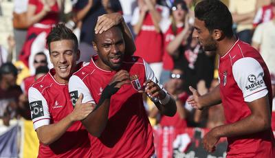 Liga (3ªJ): Resumo Estoril 1-3 Sp. Braga