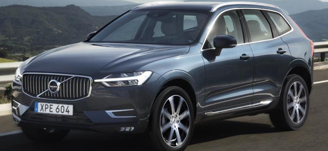 Novo Volvo XC60 eleito Best Premium SUV no Reino Unido