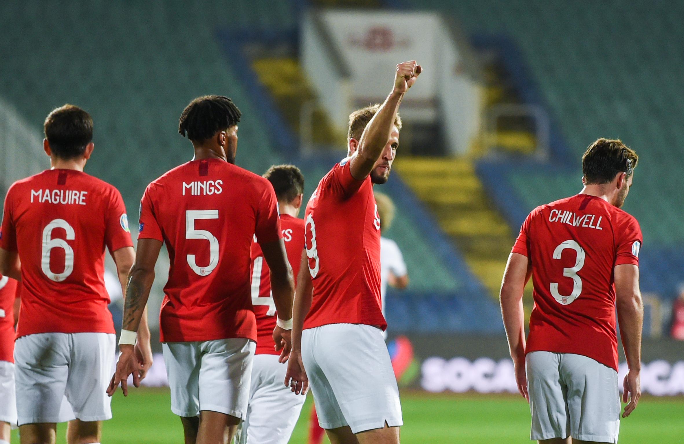 Euro 2020: Ucrânia já apurada, Inglaterra, Turquia e França com a festa preparada