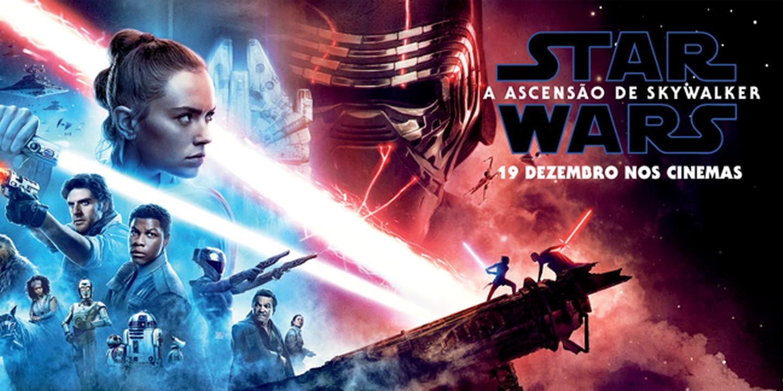 O novo filme de Star Wars pode causar ataques epiléticos. O aviso é da própria Disney