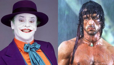 Do Joker a Rambo: As personagens mais mortíferas do cinema