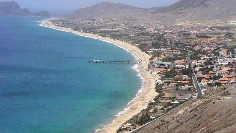 24 praias em Portugal com longos areais para manter o distanciamento social