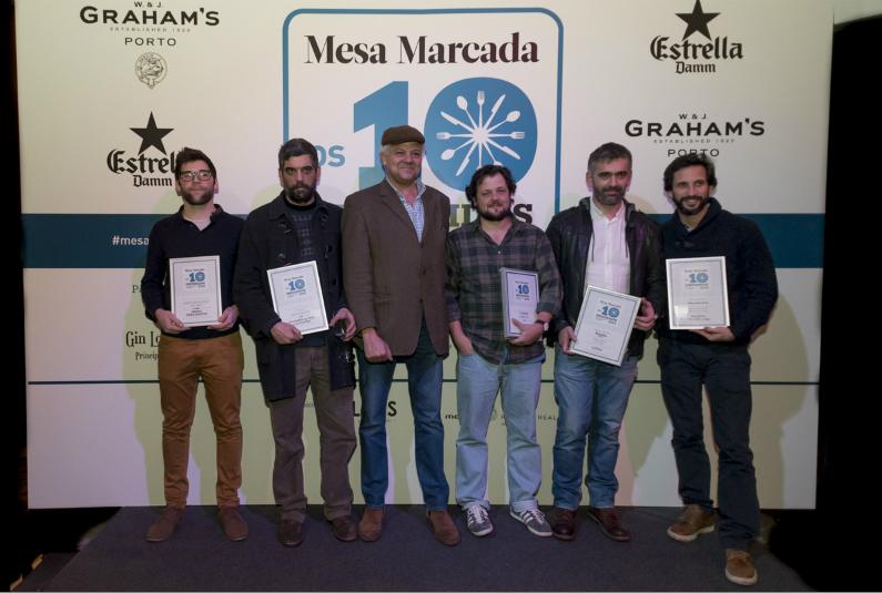 âMesa Marcadaâ anuncia os melhores chefes e restaurantes de 2016