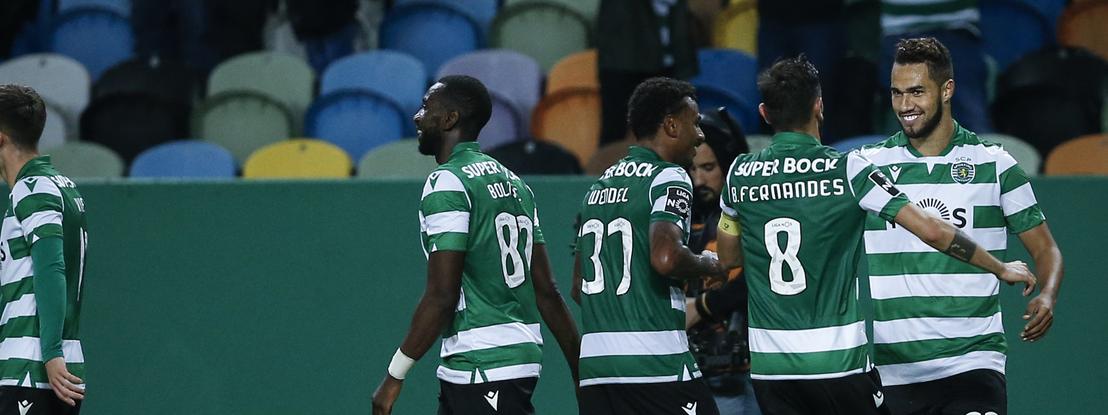 Sporting 1-0 Moreirense: Chegar, ver e vencer! Luiz Phellype entrou para dar a vitória aos leões