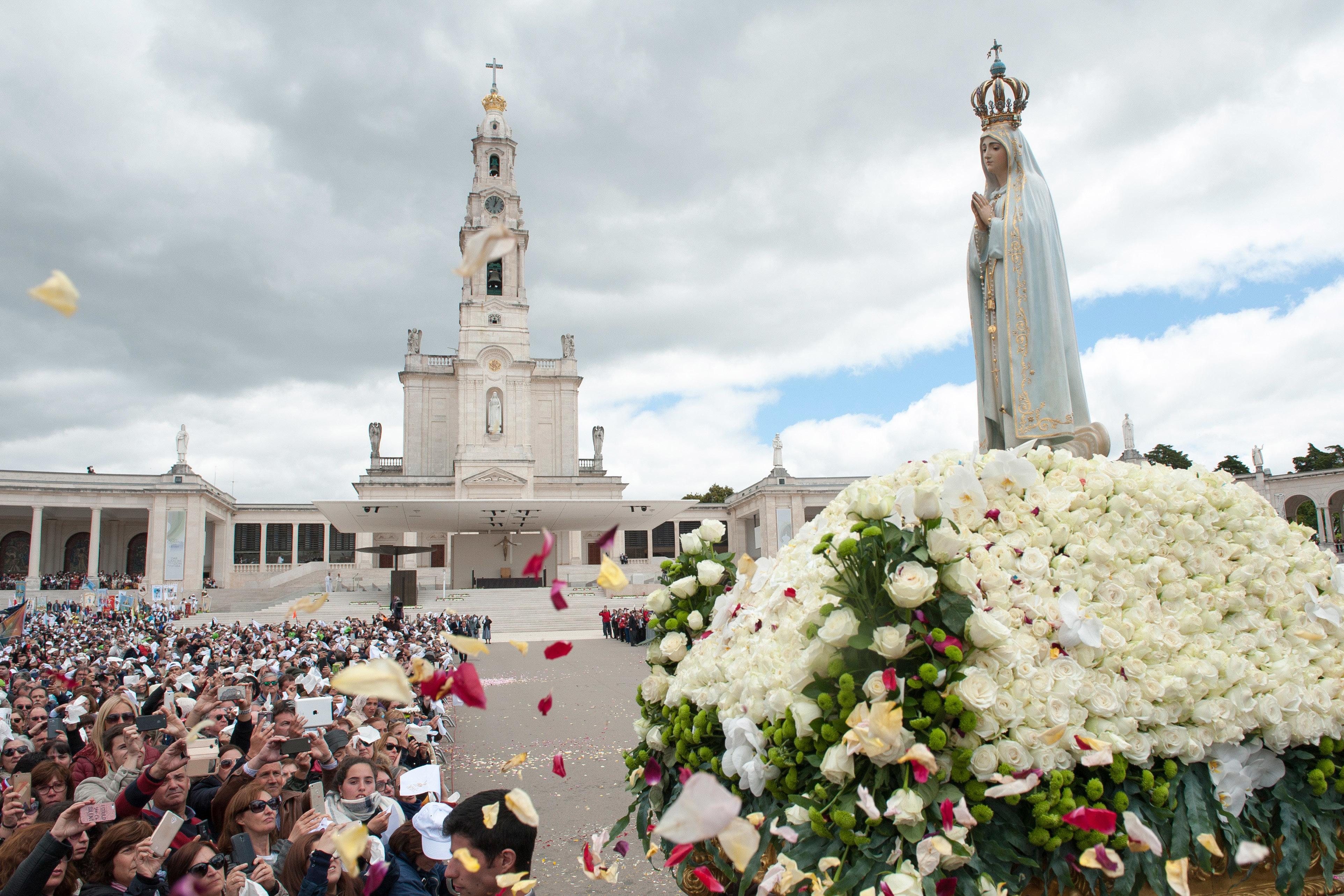Santuário de Fátima assinala 50 anos de sacerdócio do Papa Francisco