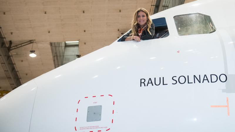 A sua próxima viagem na TAP já pode ser a bordo do avião Raul Solnado