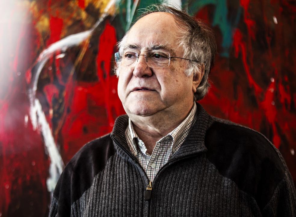 """Vasco Lourenço: """"Espero que o Partido Socialista venha a ser a força mais votada, mas não atinja a maioria absoluta"""""""