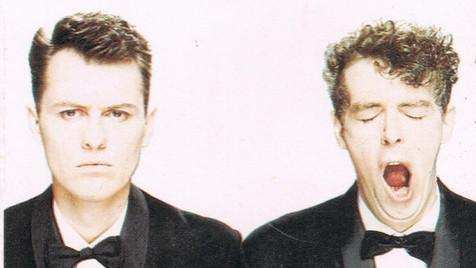 """Chegar ao topo """"é canja"""": Pet Shop Boys explicam como"""