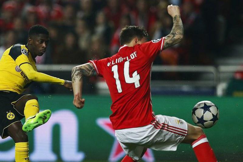 Manchester United já prepara vaga de Lindelof