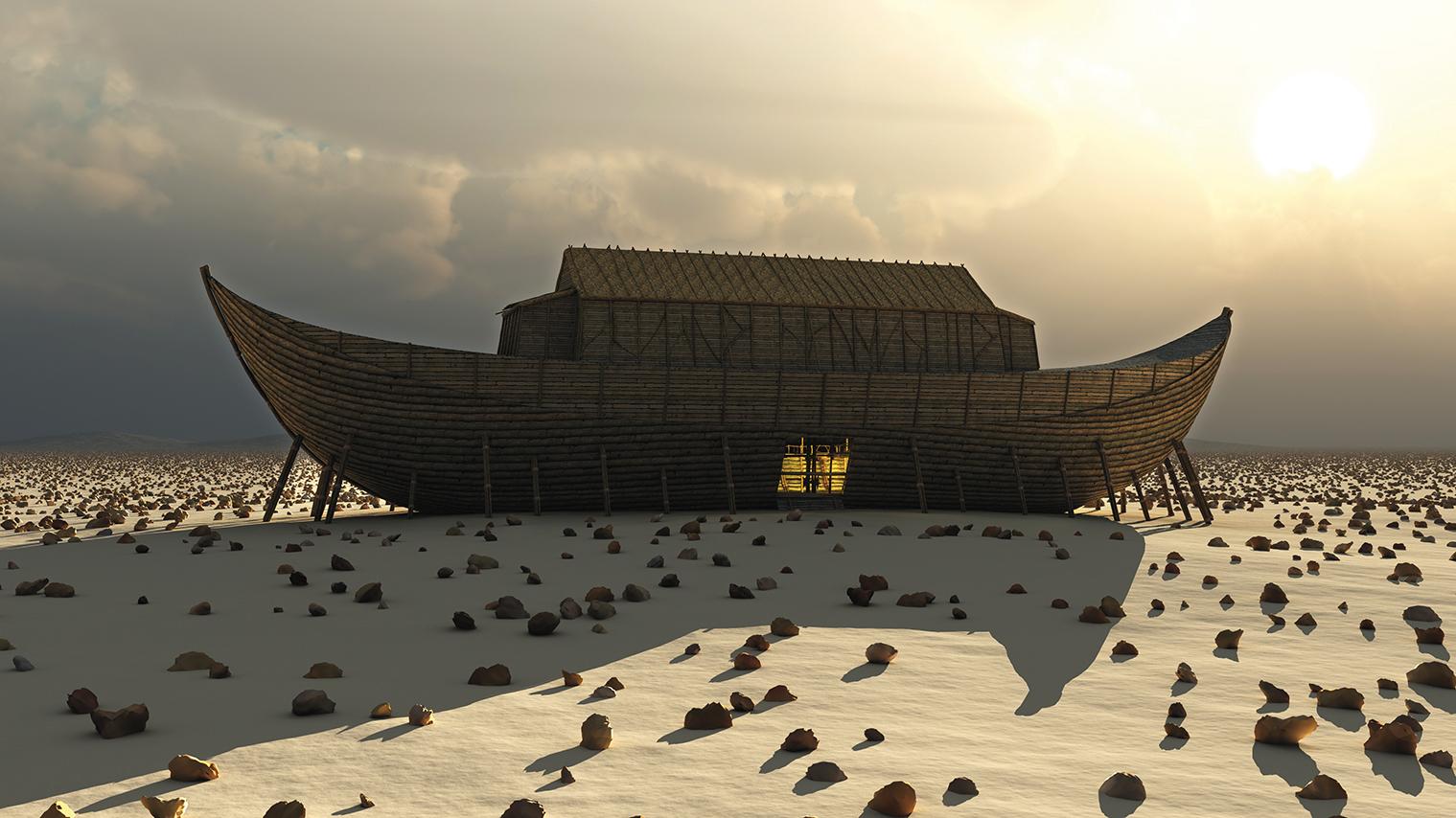 Ararat Noé e os escavadores da arca perdida