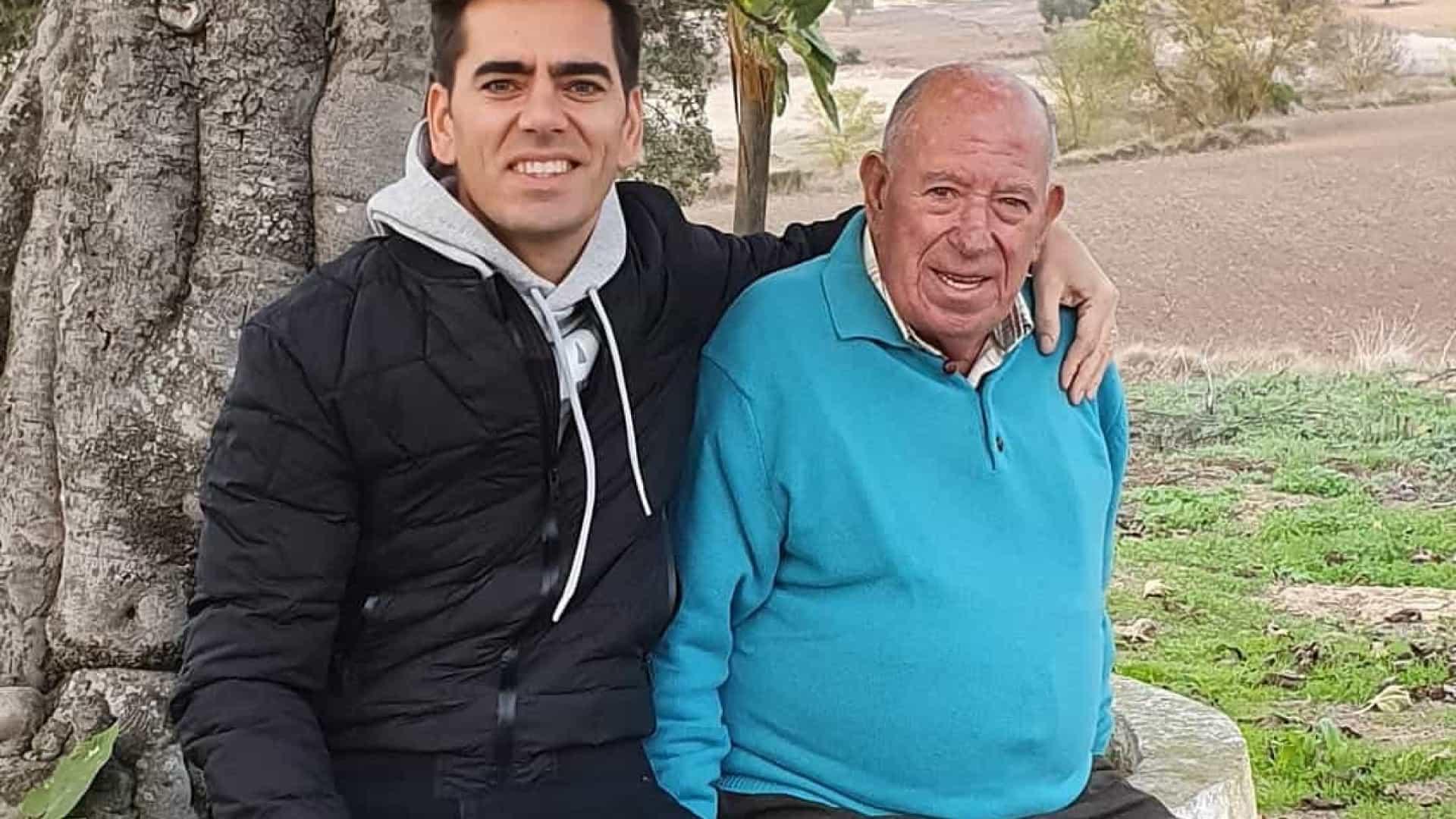 """Pedro Fernandes homenageia avô: """"Um verdadeiro líder, ágil, forte"""""""