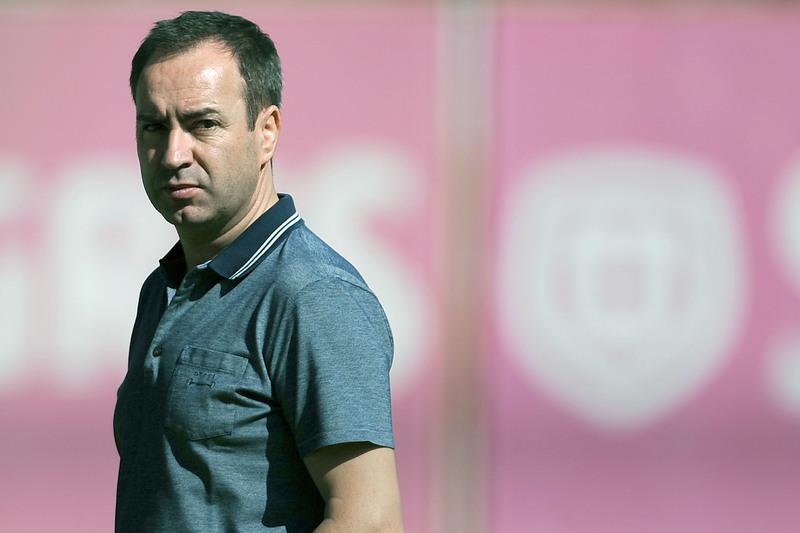 """António Salvador: """"Estamos confiantes para as meias-finais"""""""