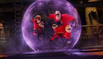 """The Incredibles 2"" bate recordes de bilheteira dignos de super-heróis"