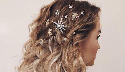 10 penteados para a noite de Natal diretamente do Pinterest