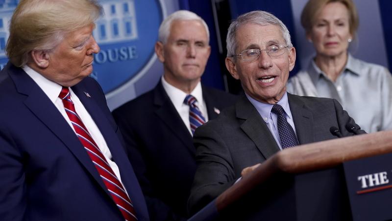 Consultor da Casa Branca prevê entre 100 a 200 mil mortos nos EUA