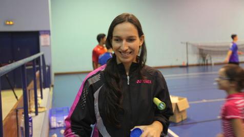 Break Point: Filipa Lamy ao 'volante' das promessas do badminton português